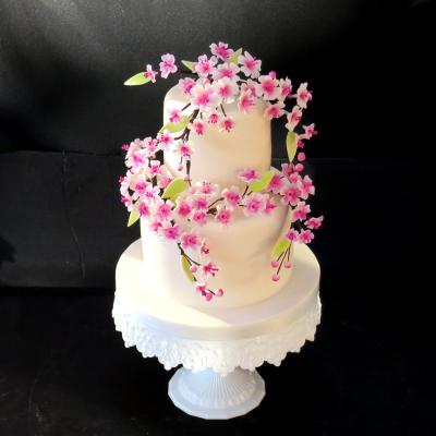 Wedding Cake Decorations Flowers Uk : Floral Wedding Cakes Floral Wedding Cakes and cakes with ...