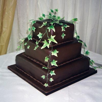 Chocolate Wedding Cakes Chocolate Wedding Cakes Delivered