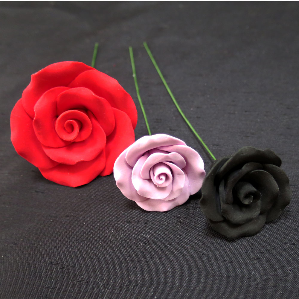 Sugarcraft flowers wedding cakes edinburgh scotland wired sugar roses izmirmasajfo