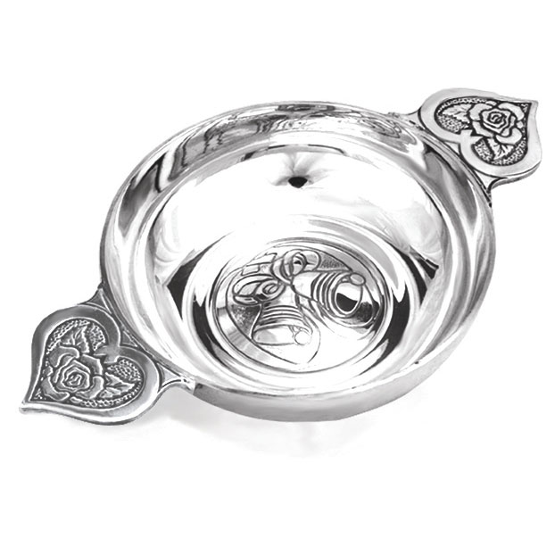 Loving Cup Wedding Quaich