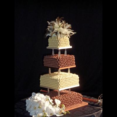 Malteser Wedding Cake