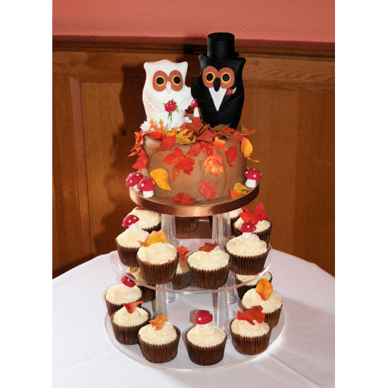 Autumn Themed Cupcakes