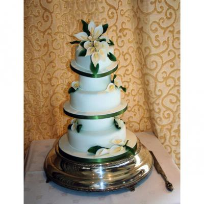 Perfect Love Wedding Cake
