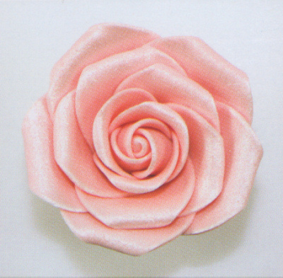 Giant Pink Lustre Rose