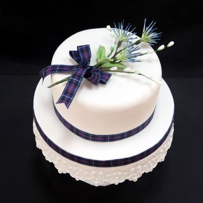 Small wedding cakes scotland