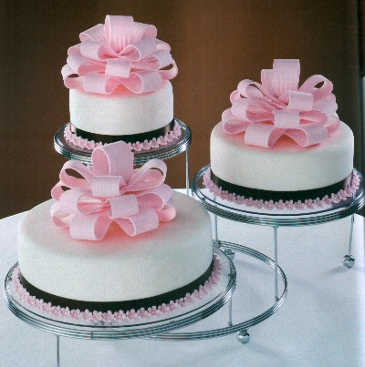 Stairstep Cake Stands Stairstep Wedding Cake Stand