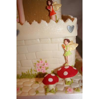 Sugarcraft Fairies and Toadstools