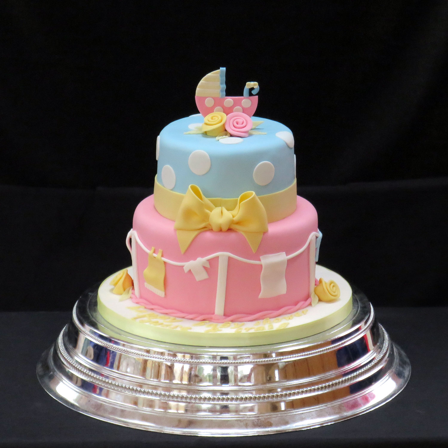 Christening Cakes Wedding Cakes Edinburgh Scotland