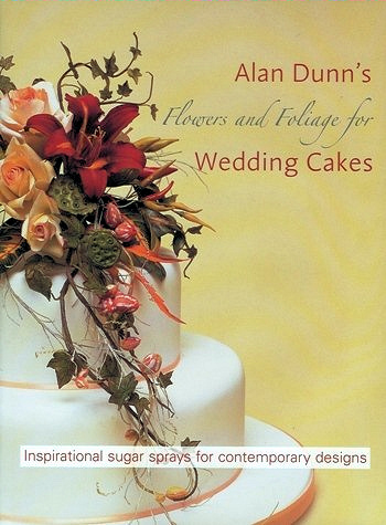 Flowers and Foliage for Wedding Cakes