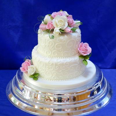Bryony Wedding Cake Design