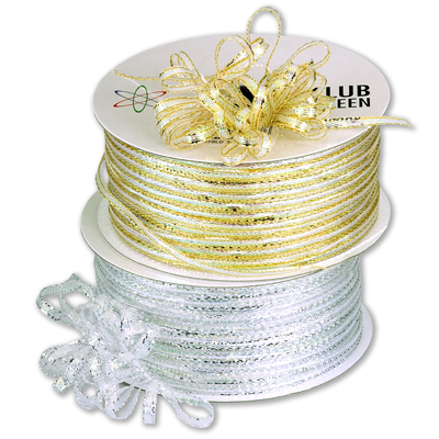 Iridescent Pull Box Ribbons