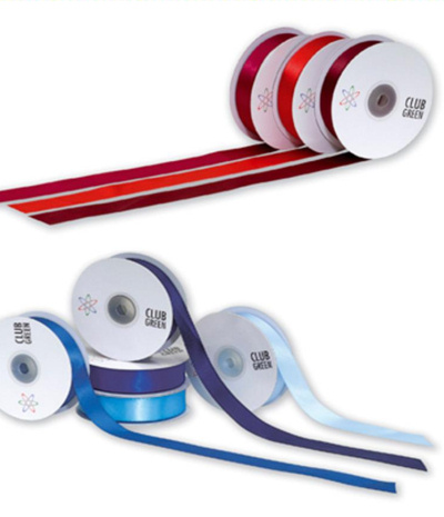 25 metres double sides satin ribbon