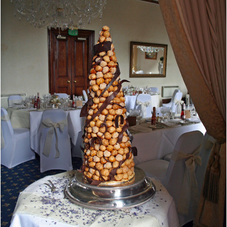 French Wedding Cake.Croquembouche French Croquembouche Piece Montee Wedding Cakes