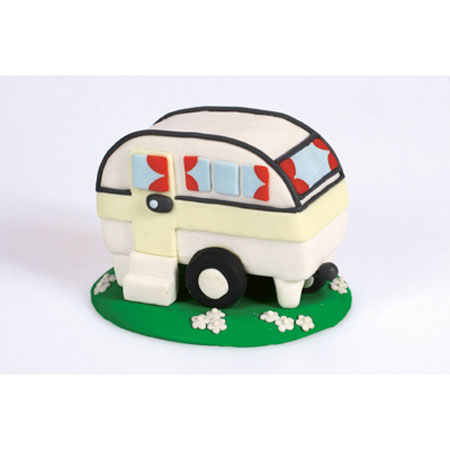 Caravan Cake Topper Caravan Cake Topper