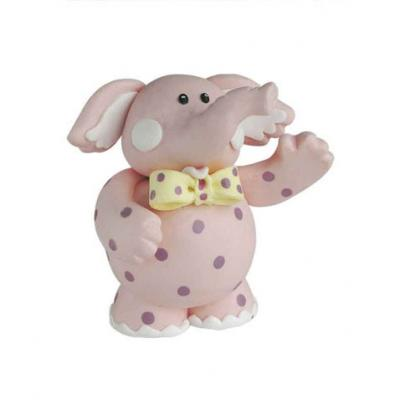 Claydough Pink Elephant