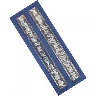 Clikstix Lower Case Alphabet Cutters