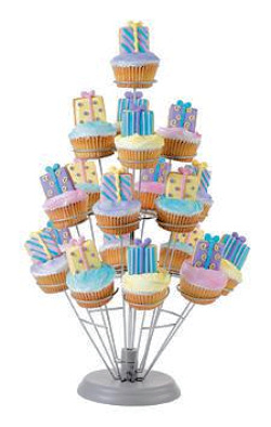 Cup Cake Stand holding 19 Cup Cakes