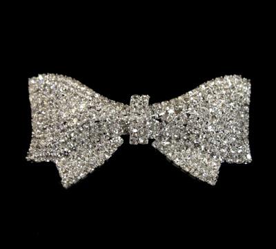 Diamante Cake Decorations Uk : Diamante Bow Brooch Diamante Bow Brooch Cake Decorations