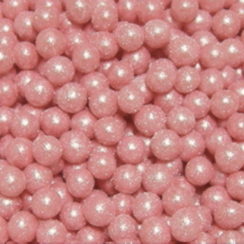 Pink Pearl Dragees