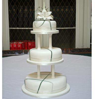 Enya Wedding Cake
