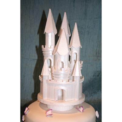 Fairytale Castle Fairytale Castle Wedding Cake