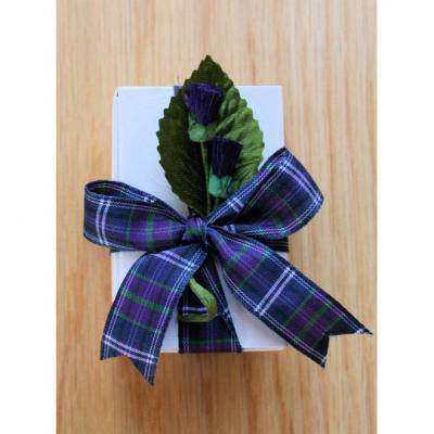 Scottish Thistle Wedding Favours