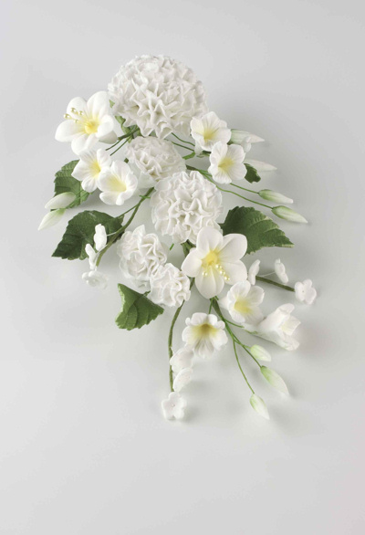 Sugarcraft Carnation Spray