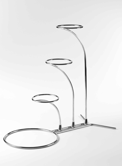Four Tier Adjustable Stand