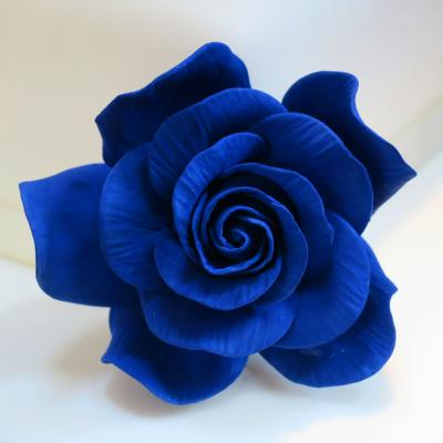 Giant Royal Blue Sugar Rose