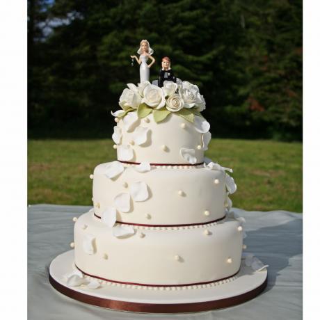 Wedding Cupcake Tier Ideas: Floral Wedding Cakes Floral Wedding Cakes And Cakes With