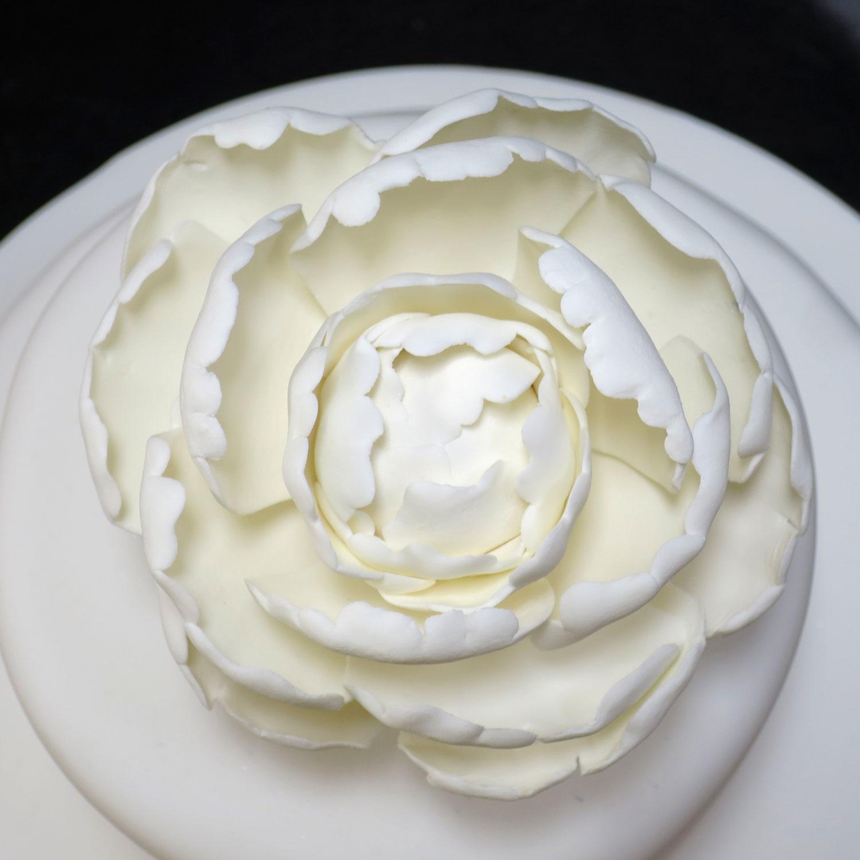 Sugarcraft Flowers Wedding Cakes Edinburgh, Scotland