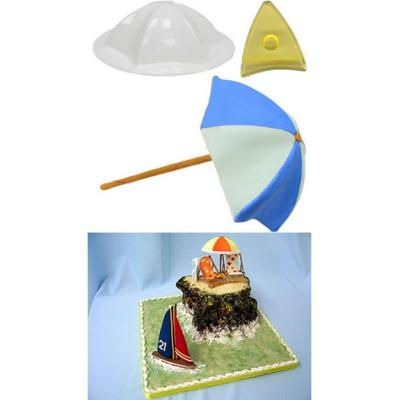 Umbrella Cutter for Cake Decorations