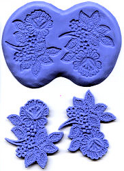 Edible Lace Mould