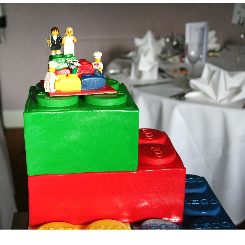 Lego Lego Wedding Cakes