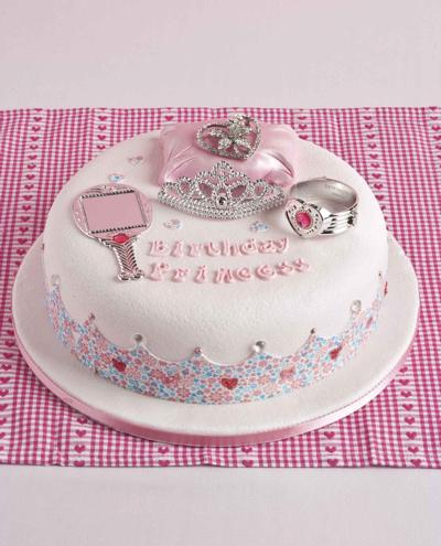 Princess Cake Decorating Set