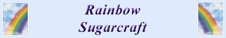 Rainbow Sugarcraft Logo