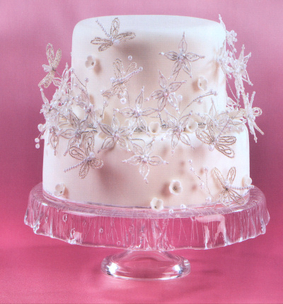Cake Decoration Items Uk : Gems and Jewels Wedding Cakes Edinburgh, Scotland