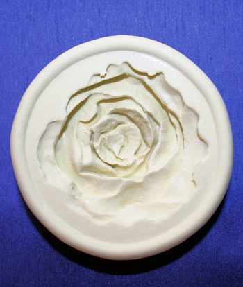 Large Rose Head Mould