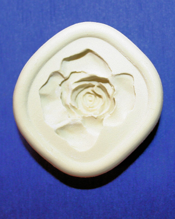 Medium Rose Head Mould