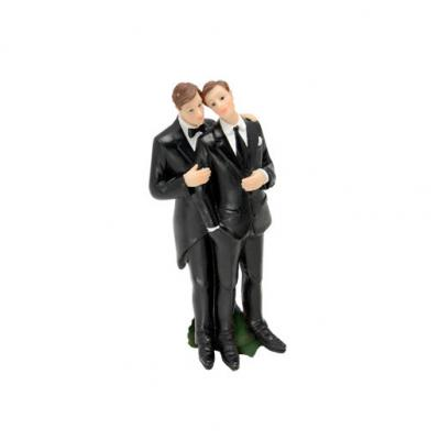 Same Sex Male Cake Toppers