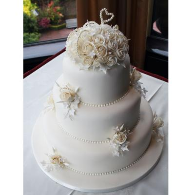 Pearl Cakes http://www.cakesscotland.co.uk/Cultured_Pearl_Wedding_Cake.htm