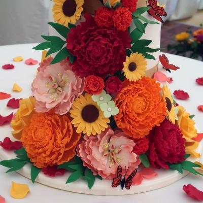 Handmade Sugarcraft flowers