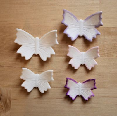 Sugar Butterfly Cake Decorations Sugar Butterfly Cake Decorations