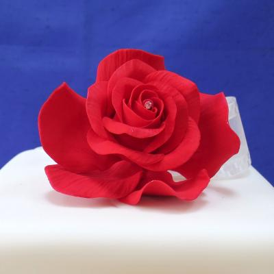 Diamante Red Sugar Rose