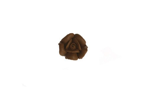 Dark Chocolate Sugar Roses