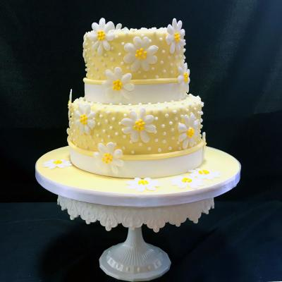 Sunshine Wedding Cake.