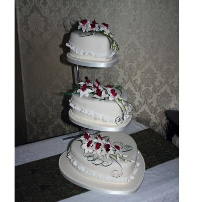 Sugarcraft Orchid Cake Toppers