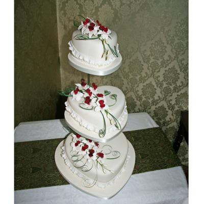 Classic Wedding Cakes Vintage And Retro Wedding Cake
