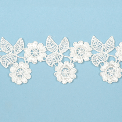 White Floral Lace